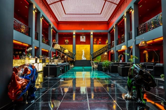 Sovremennyiy yaponskiy dizayn hol Modern Japanese design hall 6000  4000 700x466 Современный японский дизайн, хол   Modern Japanese design, hall