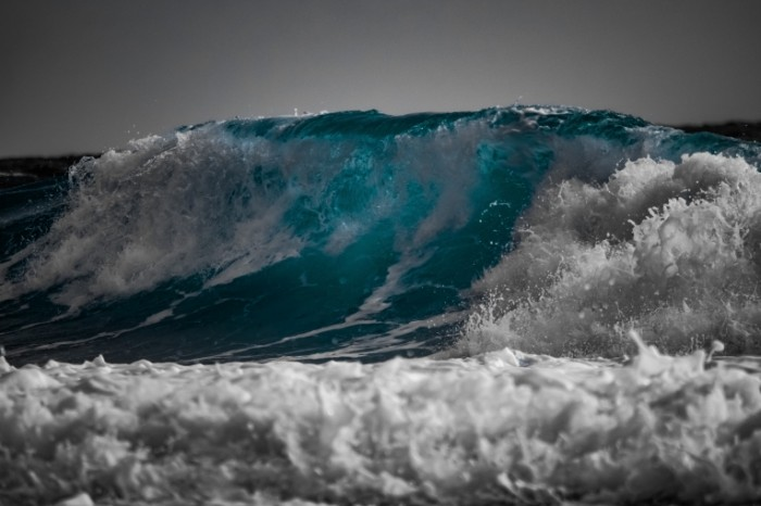 Volna okean bryizgi pena shtorm Wave ocean spray foam storm 6000  4000 700x466 Волна, океан, брызги, пена, шторм   Wave, ocean, spray, foam, storm