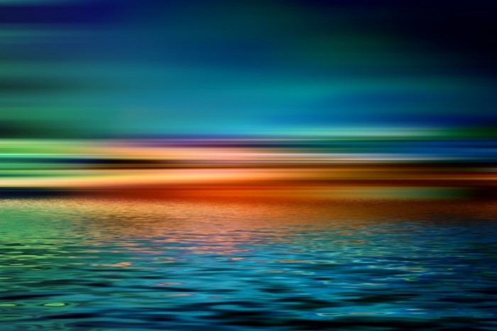 Zakat kraski more shtil Sunset paint sea calm 5760  3840 700x466 Закат, краски, море, штиль   Sunset, paint, sea, calm