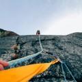 Альпинизм, взбираться вверх, достигать цели - Climbing, climbing, reaching the goal