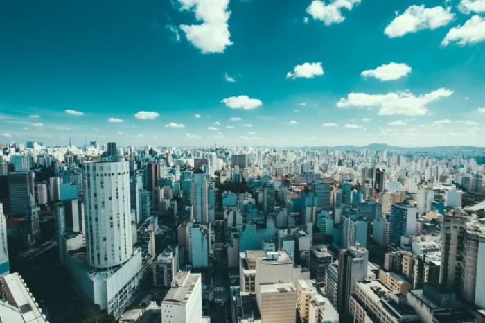 Gorodskaya arhitektura Braziliya zdaniya Urban architecture Brazil buildings 5472  3648 700x466 Городская архитектура, Бразилия, здания   Urban architecture, Brazil, buildings