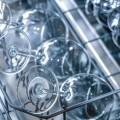 Посудомоечная машина, бокалы - Dishwasher, glasses