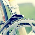 Велосипед, цепь, шестерня, каретка, макро - Bicycle, chain, gear, carriage, macro