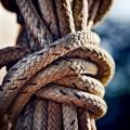 Веревка, канат, узел, морская оснастка - Rope, rope, knot, marine equipment