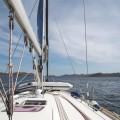 Парусный спорт, яхта в море, регата - Sailing, yacht in the sea