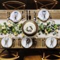 Сервировка, праздничный стол, интерьер - Serving, festive table, interior