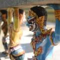 Таиланд, статуи, архитектура - Thailand, statues, architecture