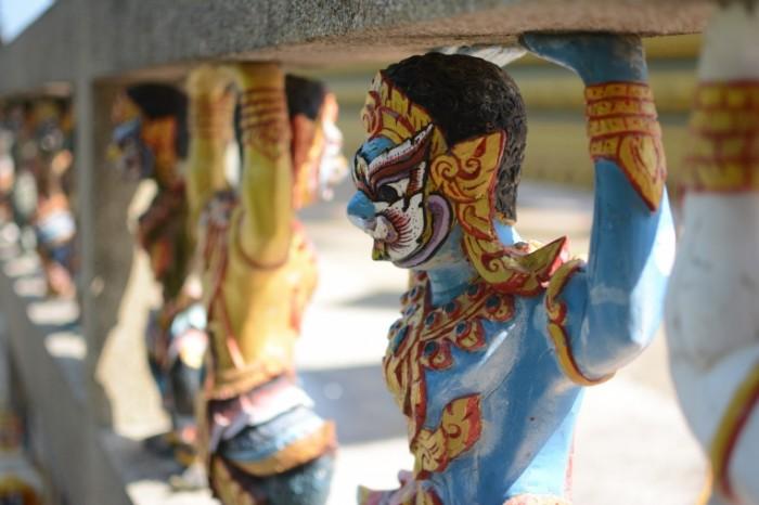 Tailand statui arhitektura Thailand statues architecture 6000  4000 700x466 Таиланд, статуи, архитектура   Thailand, statues, architecture
