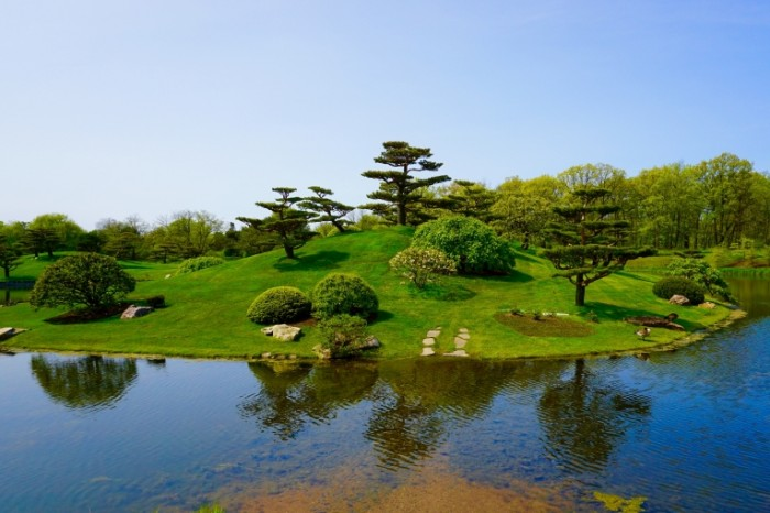 YAponskiy sad prud park Japanese garden pond park 5118  3412 700x466 Японский сад, пруд, парк   Japanese garden, pond, park