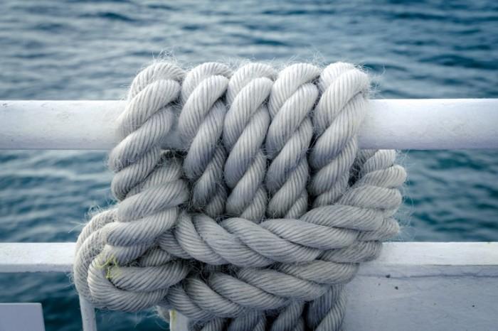 Kanat morskoy uzel bor korablya more Rope sea knot boron ship sea 6000  4000 700x466 Канат, морской узел, бор корабля, море   Rope, sea knot, boron ship, sea