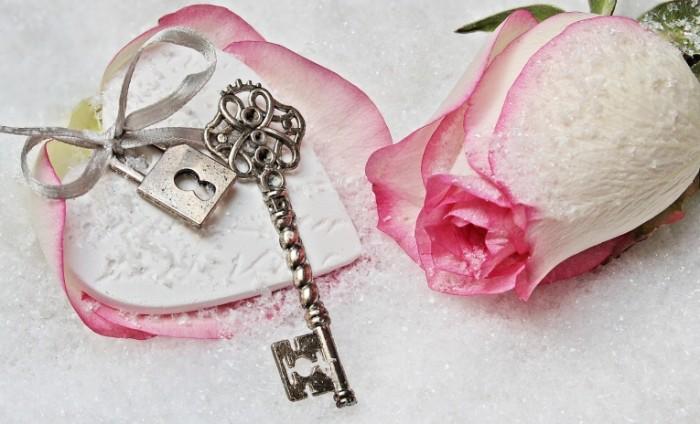 Lyubov klyuch roza makro Love key rose macro 4000h2428 700x424 Любовь, ключ, роза, макро   Love, key, rose, macro
