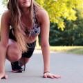 Пробежка, девушка, бег, здоровый образ жизни - Run, girl, running, healthy way of life