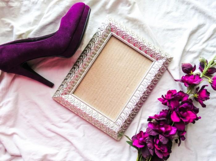 Sirenevaya tuflya ramka dlya fotografiy tsvetok Lilac shoe photo frame flower 4000h3000 700x524 Сиреневая туфля, рамка для фотографий, цветок   Lilac shoe, photo frame, flower
